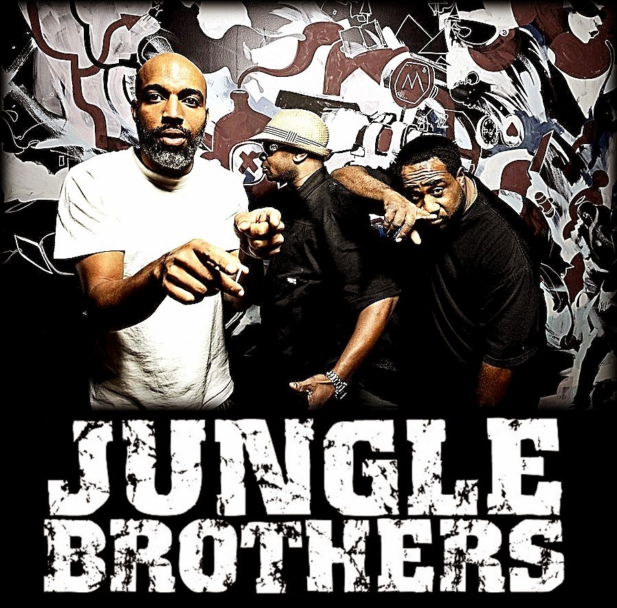 Jungle Brothers Logo
