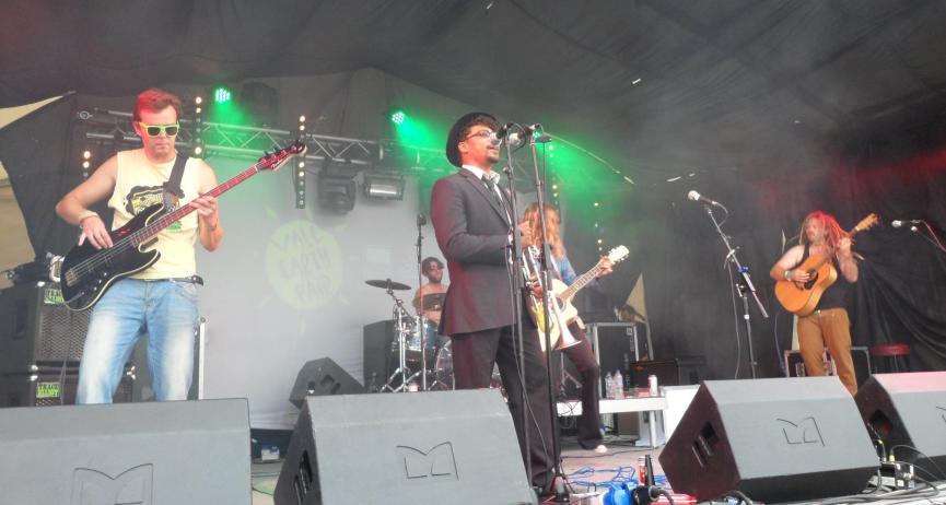 The Recks Vale Earth Fair 2012