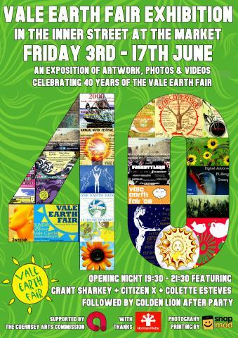 Vale Earth Fair Exhibition