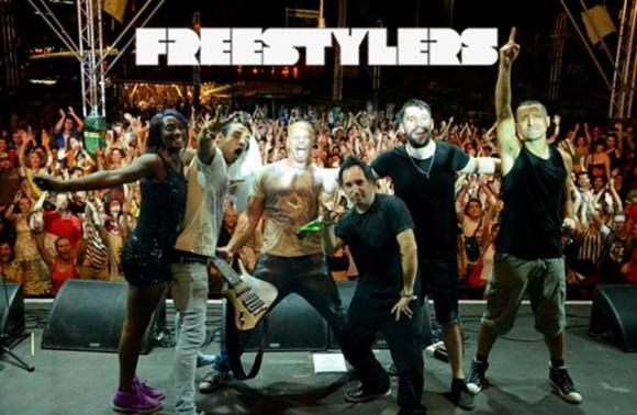 freestylers live