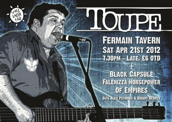 Toupe Earth Fair Fundraiser