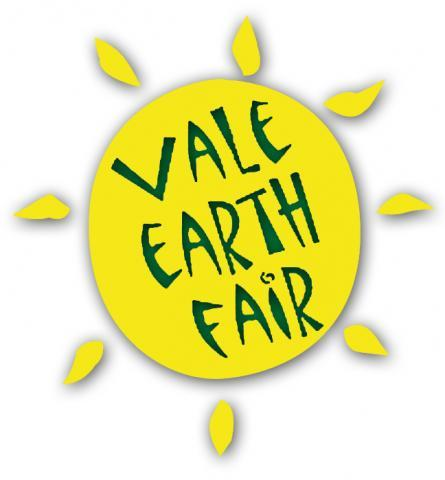 Vale Earth Fair logo