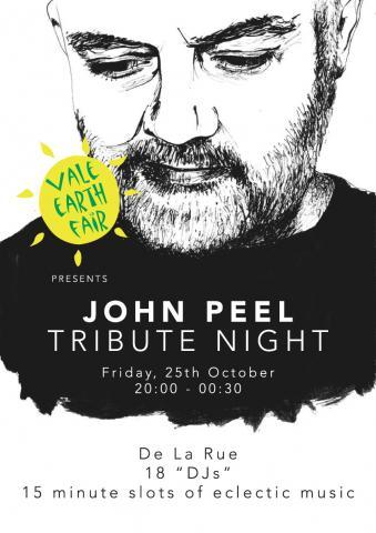 John Peel Tribute Night 2013