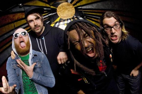 Skindred @ The Tav Dec 2011