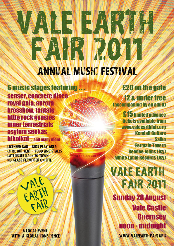 Vale Earth Fair 2011